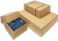 Cajas de cartón para agrupar
