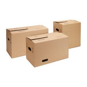 Cajas para mudanzas