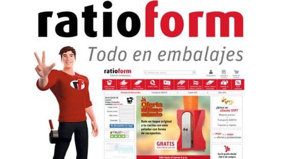 ratioform embalajes