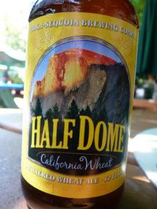 Half Dome beer
