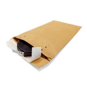 acolchado de papel con carbonato