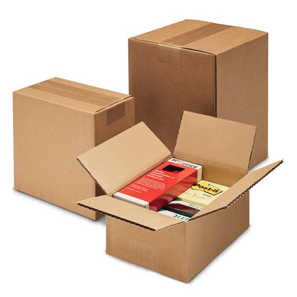 Cajas de cartón, protagonistas de la industria