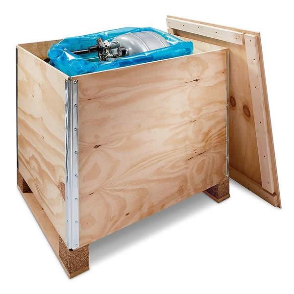 Cajas de madera: bonitas, resistentes y funcionales
