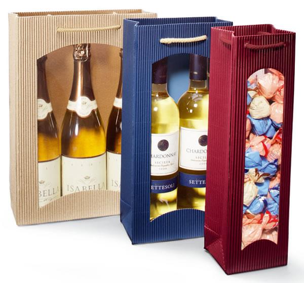 Cajas de regalo para botellas