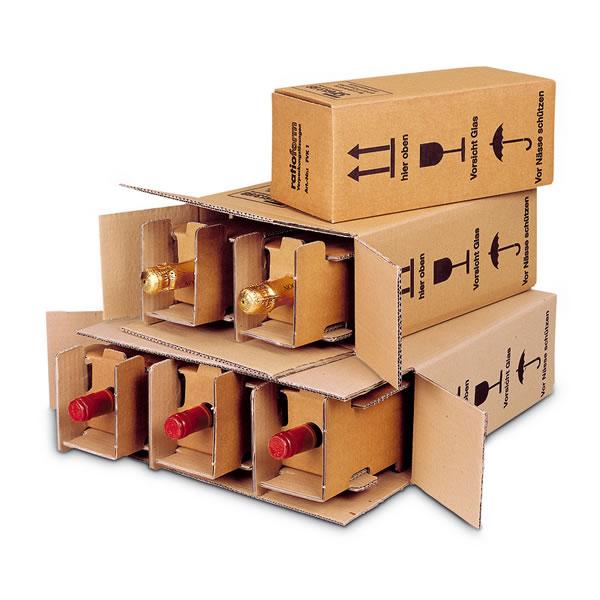 Cajas de cartón reforzadas