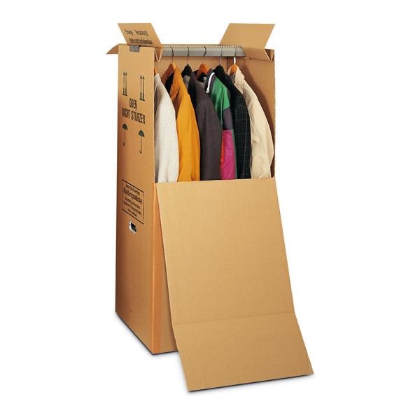Cajas y embalaje para equipar nuestro viaje
