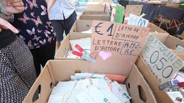 Cartas de amor a 1 euro