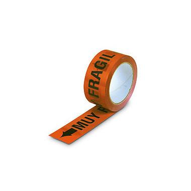 cinta adhesiva de advertencia