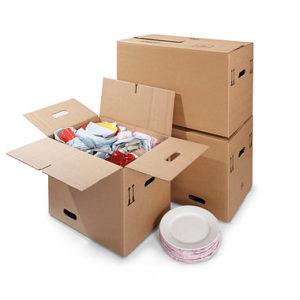 Cajas para mudanza