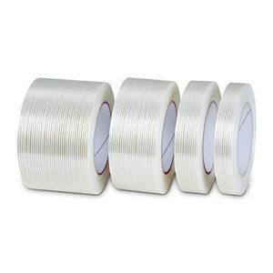 Cinta adhesiva de fibra de vidrio