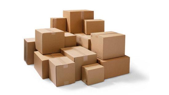 Embalaje de cartón