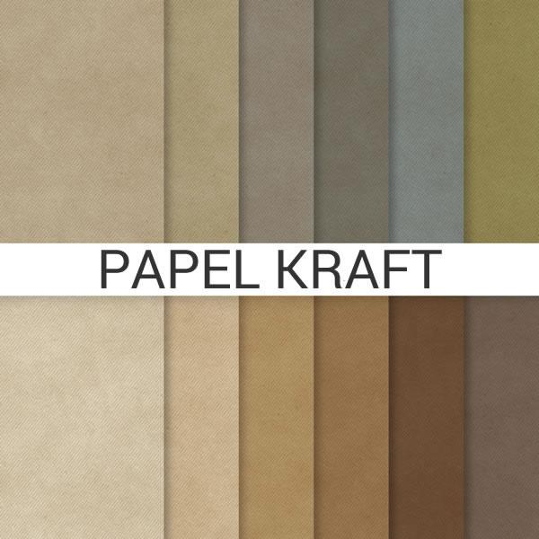 El papel Kraft y su versatilidad