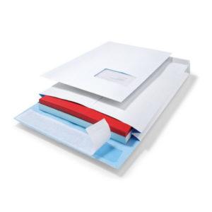 La importancia de un buen sobre de papel, si, todavía