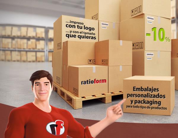 La oportunidad del embalaje para e-Commerce