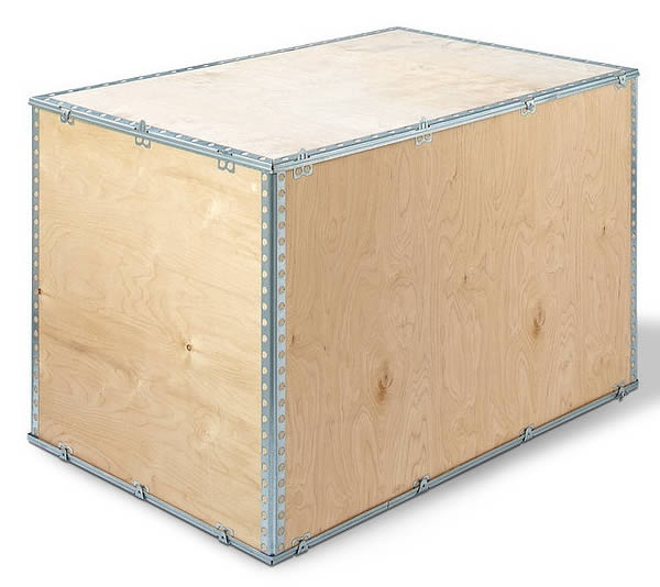 Las cajas de madera