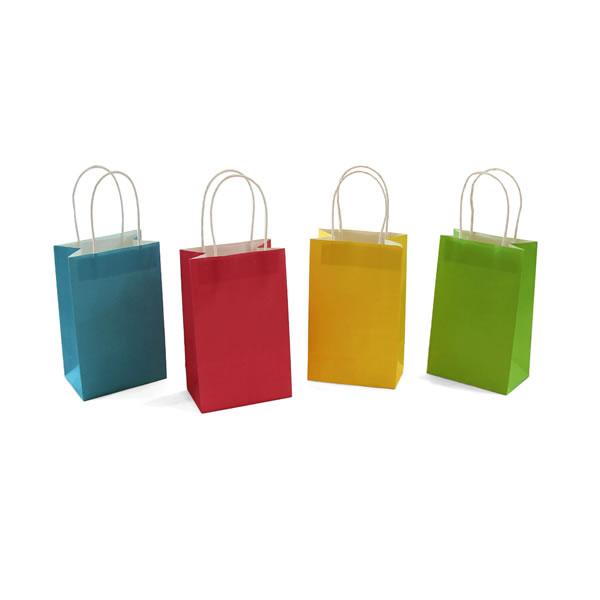 Las socorridas bolsas de papel