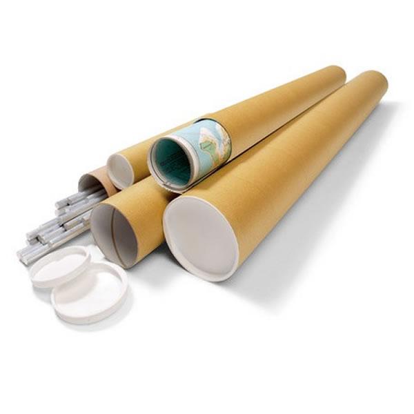 Los mil usos del tubo de cartón. ¡Viva la imaginación!