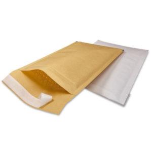 Los sobres acolchados y su reciclaje