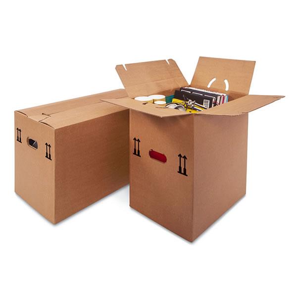 Mudanzas, traslados,… cajas y embalaje