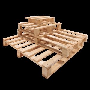 Palets de madera para exportación