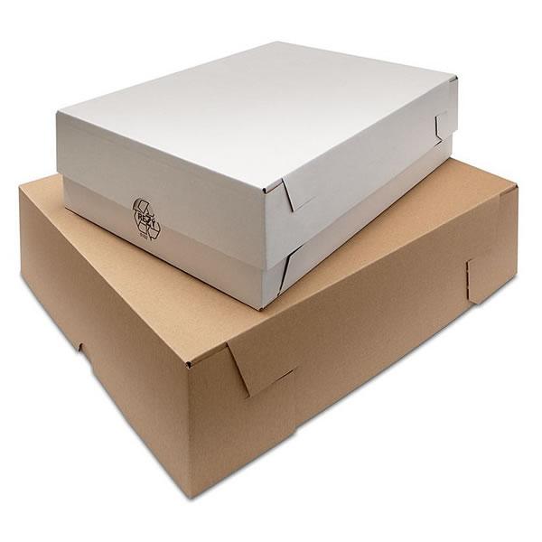 Simplemente, la caja de cartón