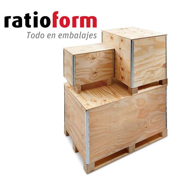 Utilidad y prestigio; las cajas de madera