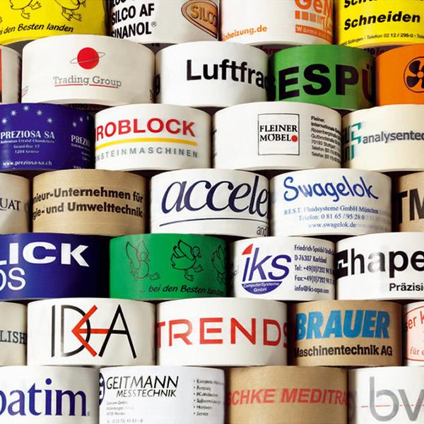Ventajas de personalizar la cinta adhesiva con el logo