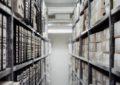 Organiza el almacén con cajas