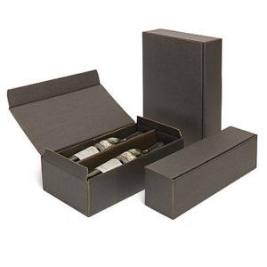 Caja para regalo para botellas