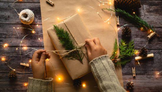 Embalaje para regalo