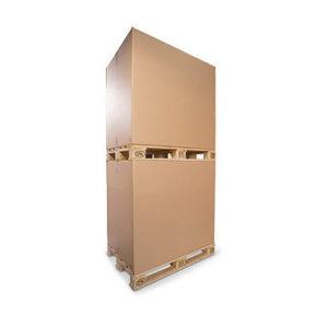 Caja de cartón para palet