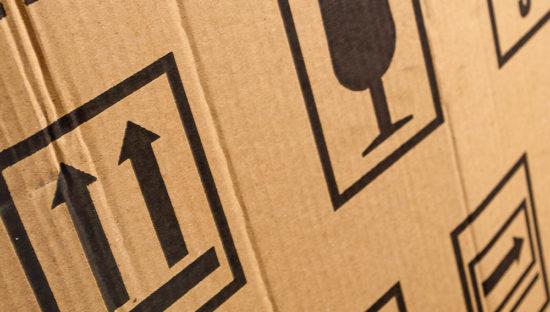 Envío de paquetes frágiles