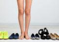 Cajas para dejar los zapatos