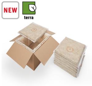 Caja térmica de paja - Landbox®