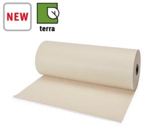 Rollo de papel vegetal