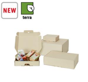 Cajas de cartón vegetal